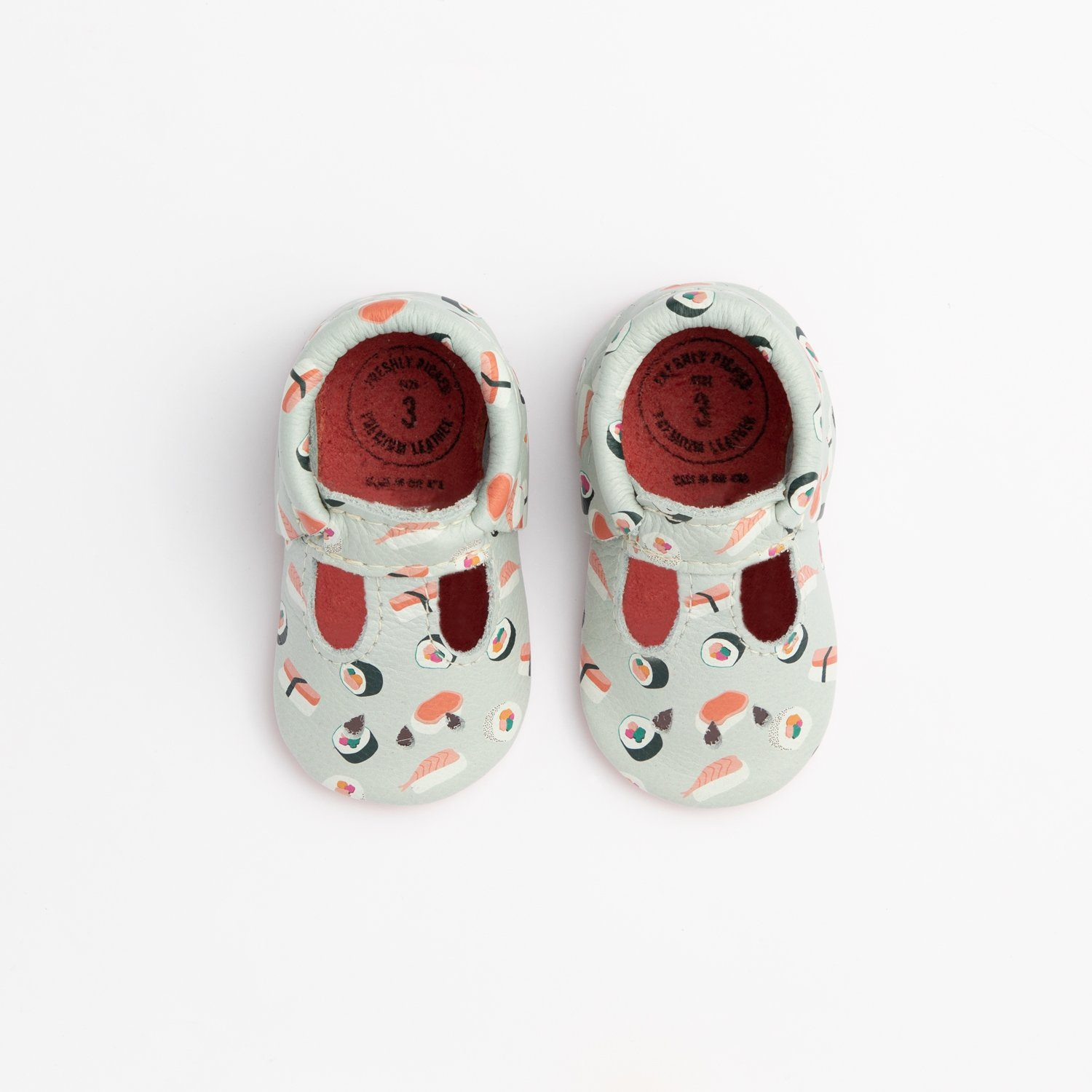 Sushi Roll Mary Jane Mini Soles | Pre-Order