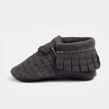 Sweater Moccasins Soft Soles