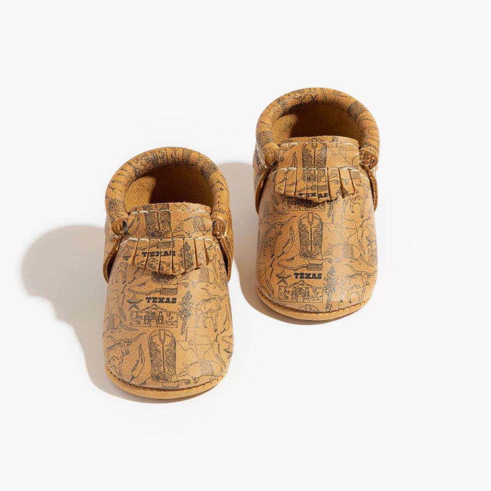 Texas City Mocc City Moccs Soft Soles
