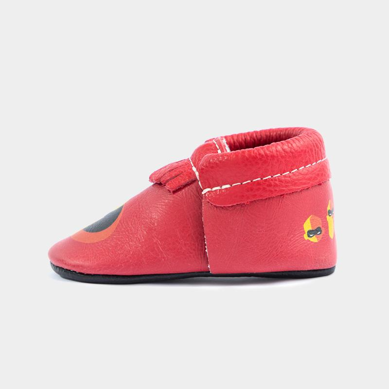 The Incredibles City Moccs Soft Soles