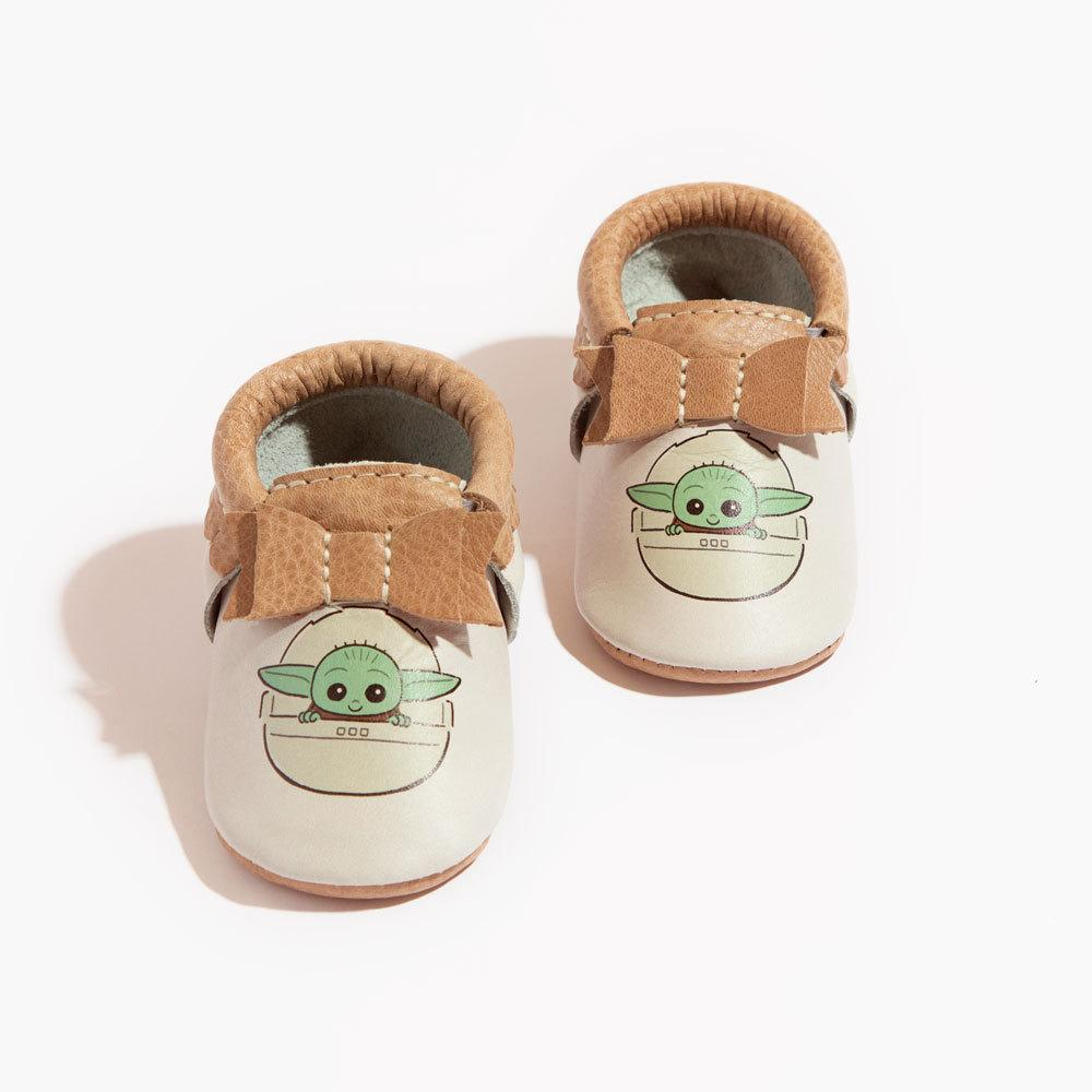 The Child Bow Mocc Bow Moccasins Soft Soles