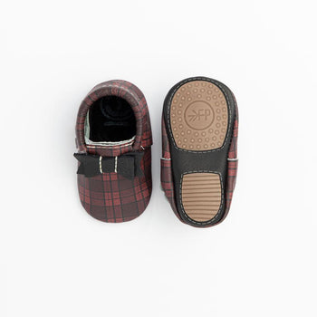 Timber Too Bow Mocc Mini Sole Mini Sole Bow Moccasin mini soles