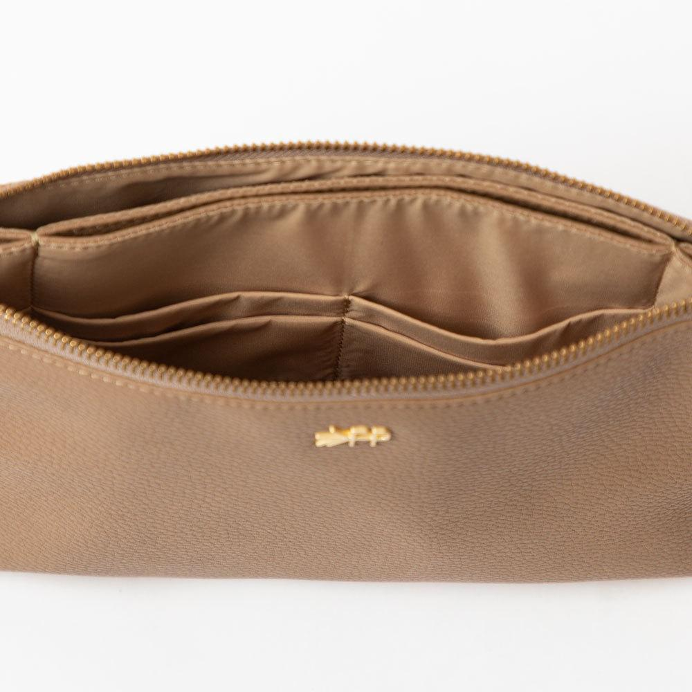 Toffee Classic Zip Pouch Classic Zip Pouch Bags