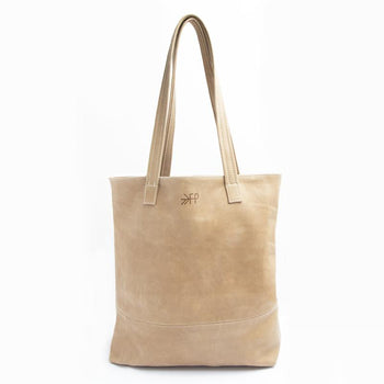 Weathered Brown Tote