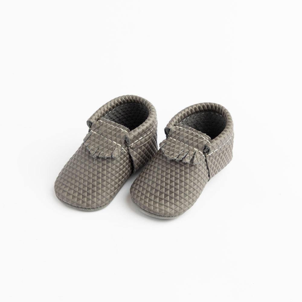Triangle Texture City Mocc City Moccs Soft Soles