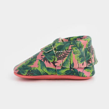 Trip to the Tropics | Last Chance! Moccasins Soft Soles