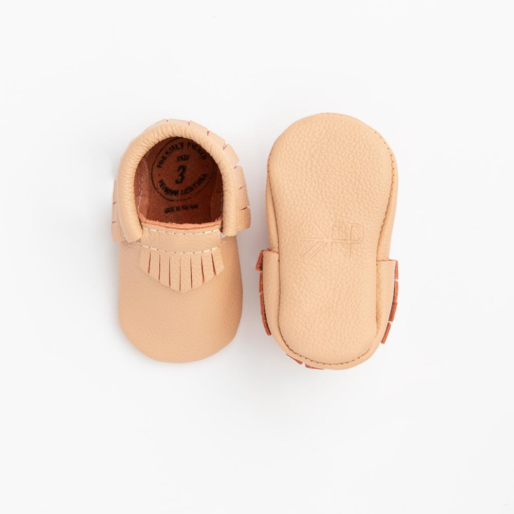 Sand Moccasins Soft Soles