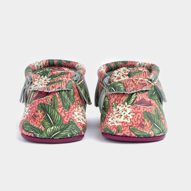 Warm Jungle Floral