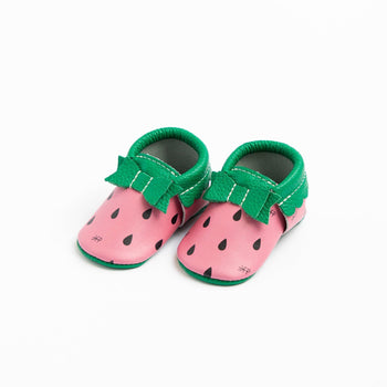 Watermelon Bow Mocc | Pre-Order