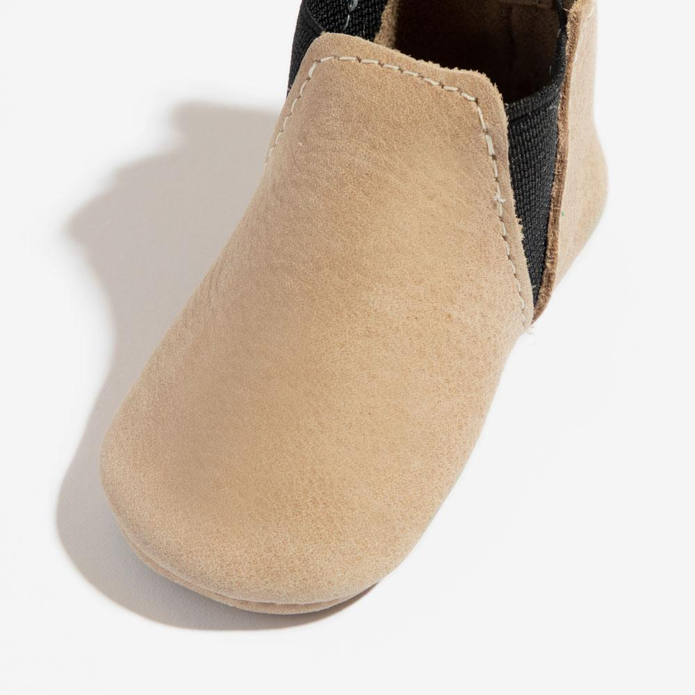 Weathered Brown Chelsea Boot Mini Sole Mini Sole Chelsea Boot mini soles