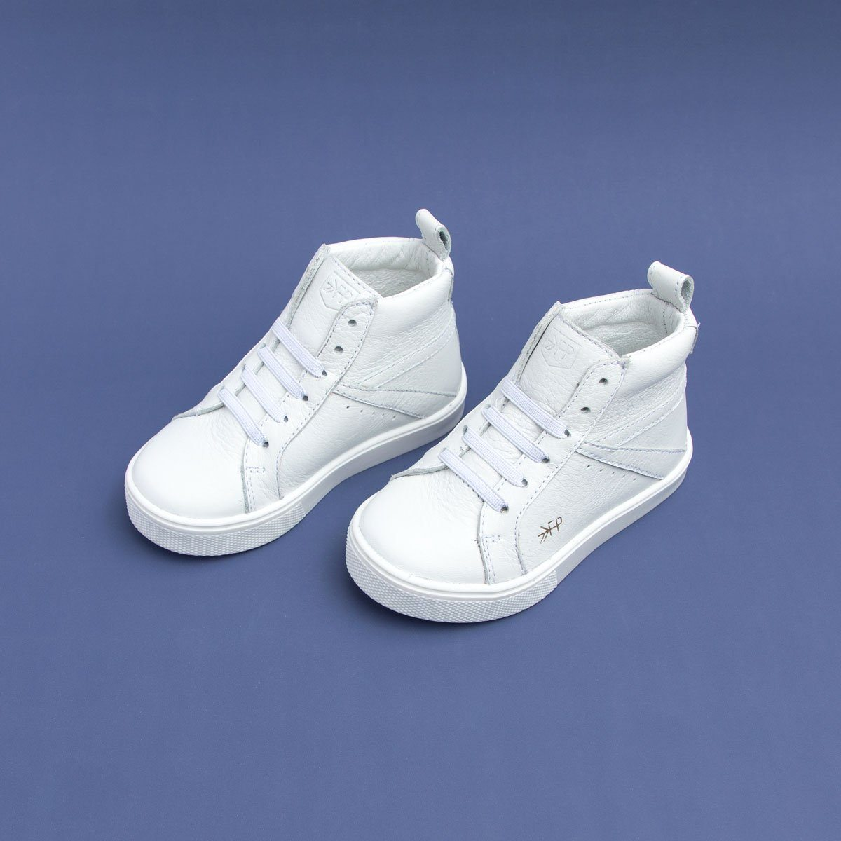 White High Top Sneaker Kids - High Top Sneaker Kids Sneakers