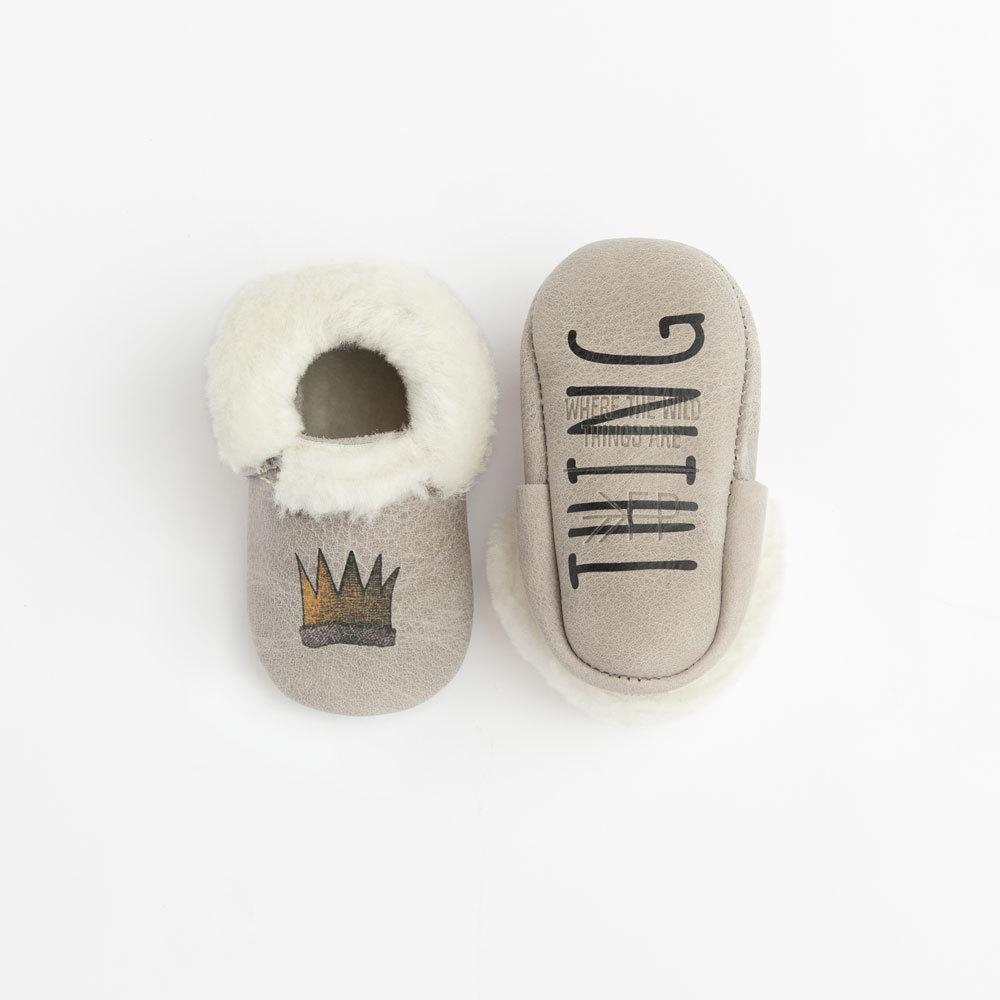 Wild Thing Shearling Mocc Shearling Mocc Soft Soles