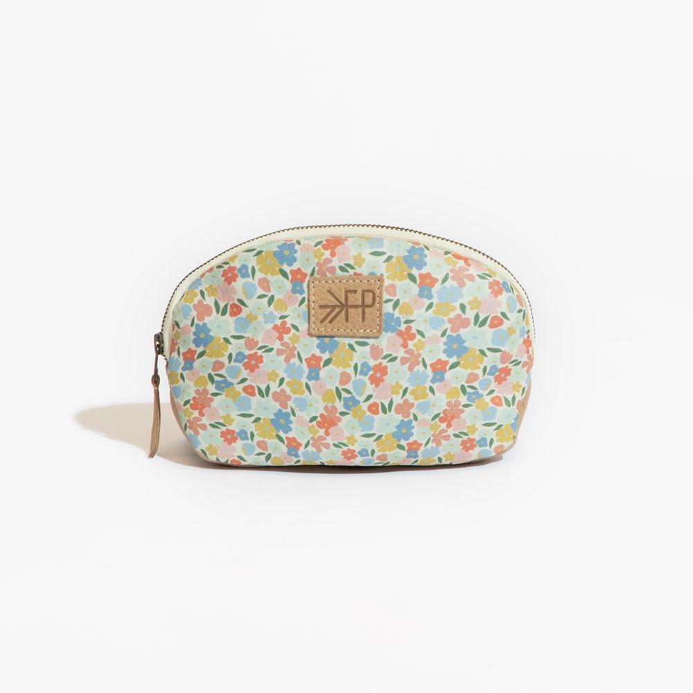 Wildflowers Cosmetic Pouch Cosmetic Pouch In House Bag