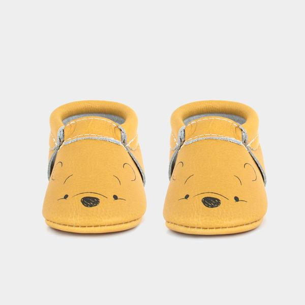 Winnie the Pooh City Mocc | Pre-Order City Moccs Soft Soles