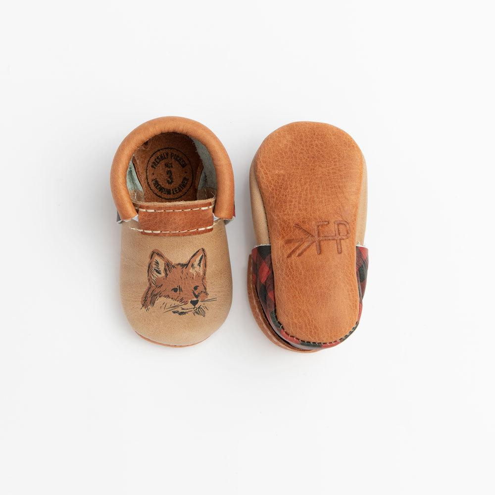 Woodland Fox City Mocc City Moccs Soft Soles