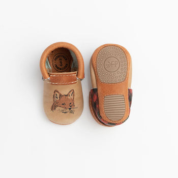 Woodland Fox City Mocc Mini Sole Mini Sole City Mocc mini soles