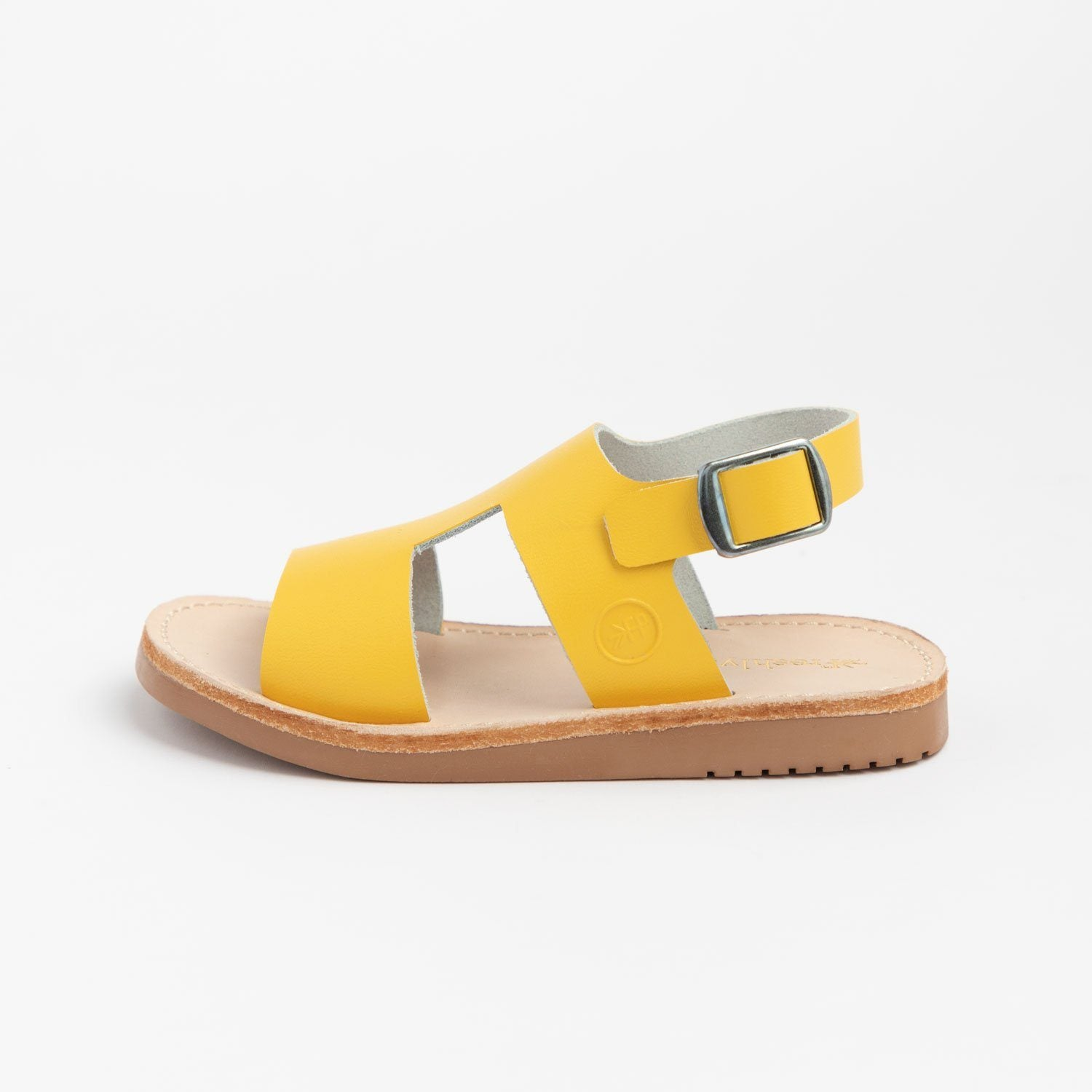 Yellow Concord Concord Sandal Kids Sandals