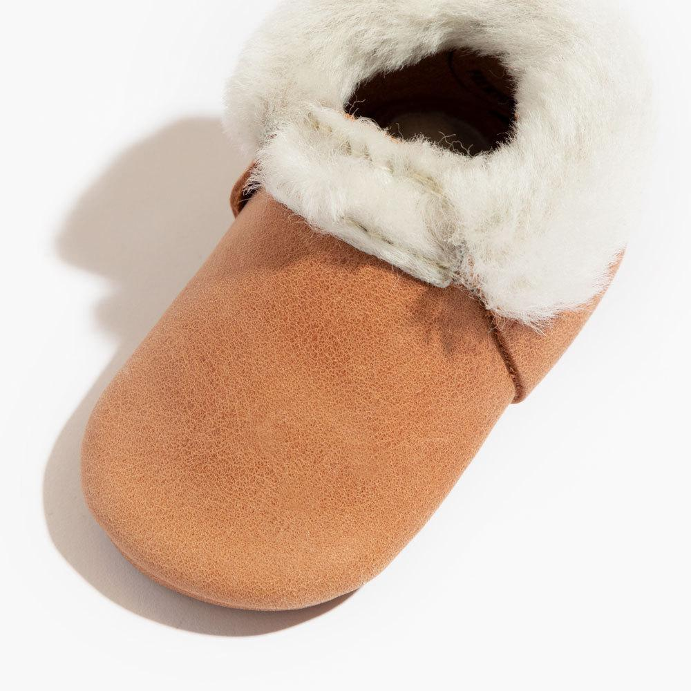 Zion Shearling Mocc Shearling Mocc Soft Soles