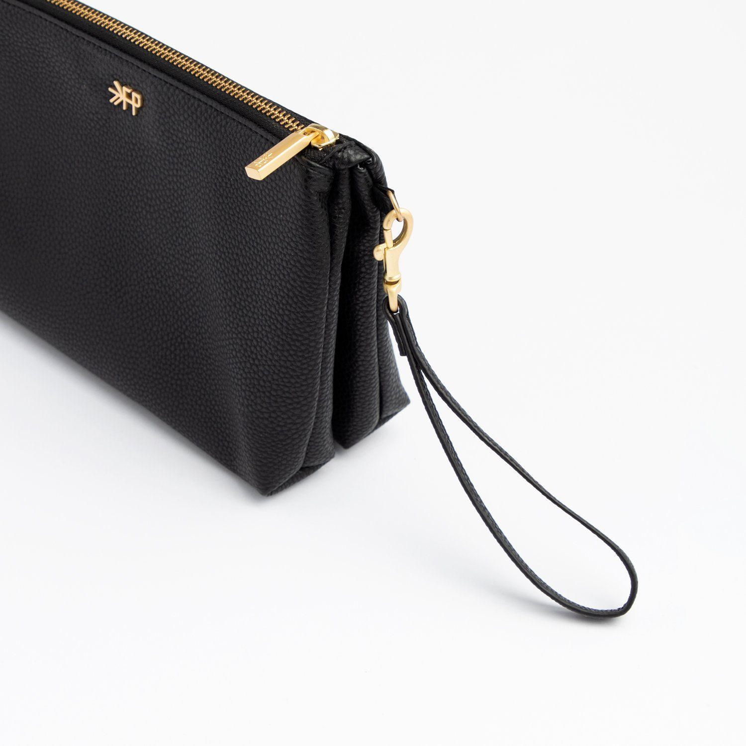 Ebony Classic Zip Pouch Classic Zip Pouch Bags