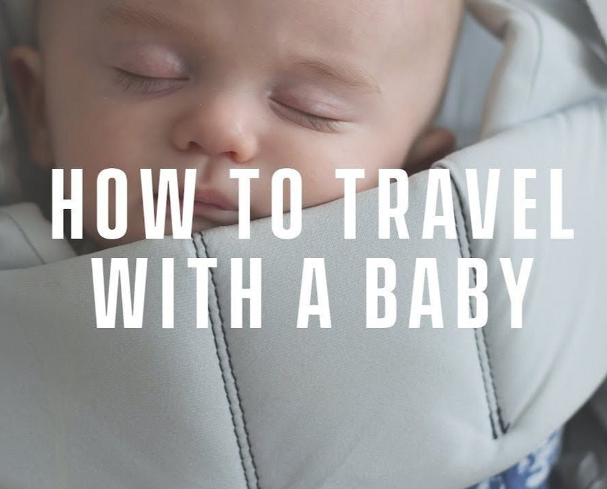 Infant Travel Guide Freshly Picked