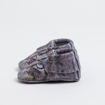 Are You Kitten Me? Moccasins Soft Soles