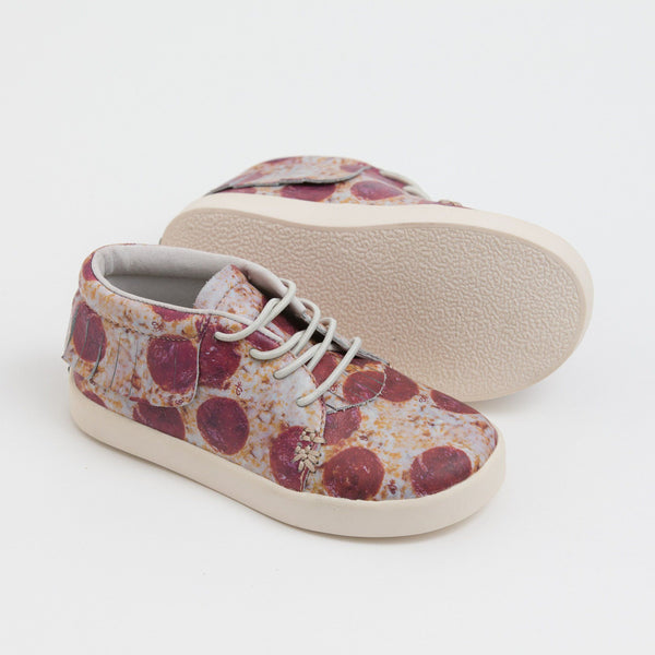 Just A Slice - The Next Step Shoe