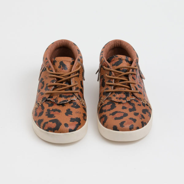 Leopard Is A Neutral - The Next Step Shoe