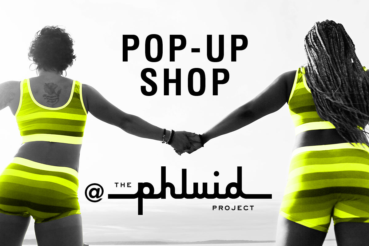 The Phluid Project x TomboyX: Visit us in NYC