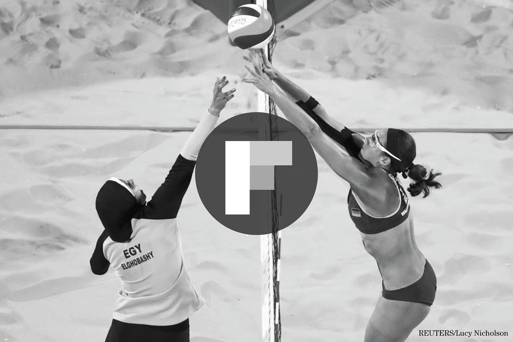 Flipboard: How Tomboys Owned The Olympics