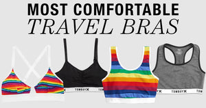 Most Comfortable Travel Bras