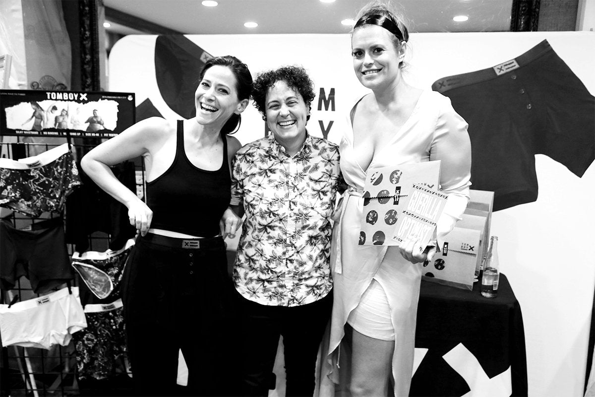 Rubbing Elbows with the Stars at the Pre-Awards Gifting Suite