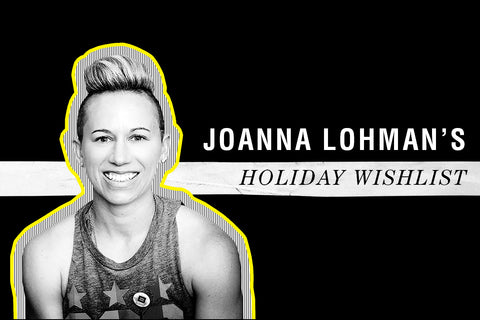 Joanna Lohman's Holiday Faves