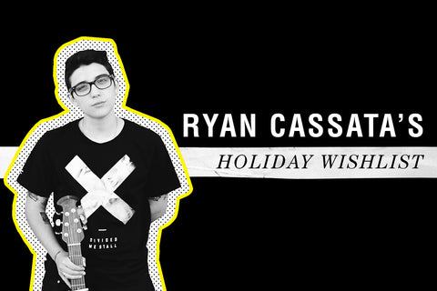 Ryan Cassata's Holiday Faves