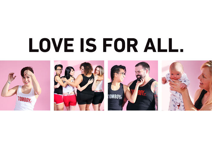 LOVE IS FOR ALL