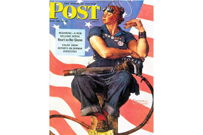 Rosie the Riveter Left a Strong Women Legacy