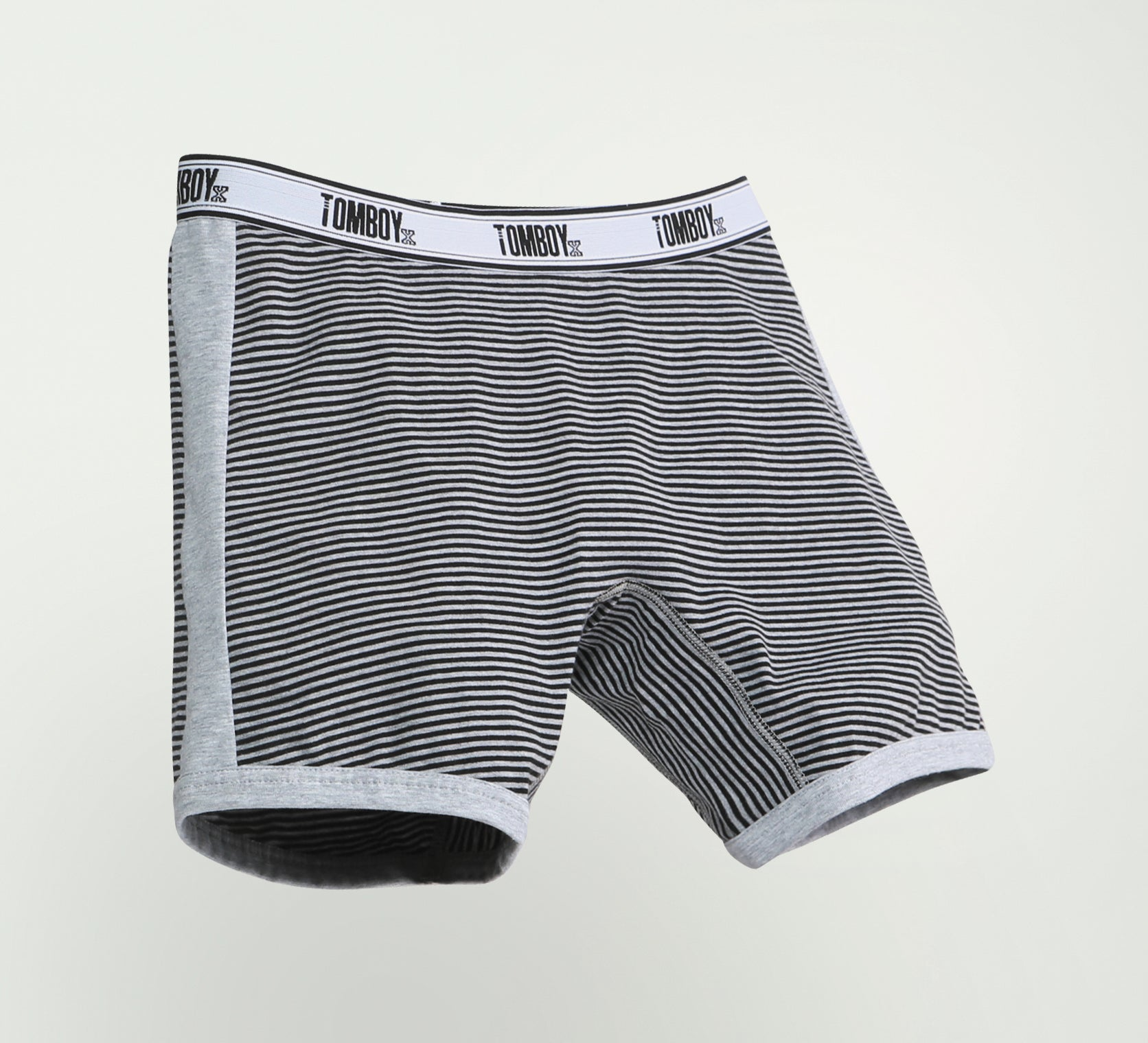 "6"" Stripe Boxer Briefs"