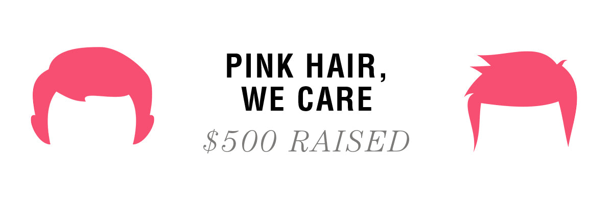 Pink Hair, We Care