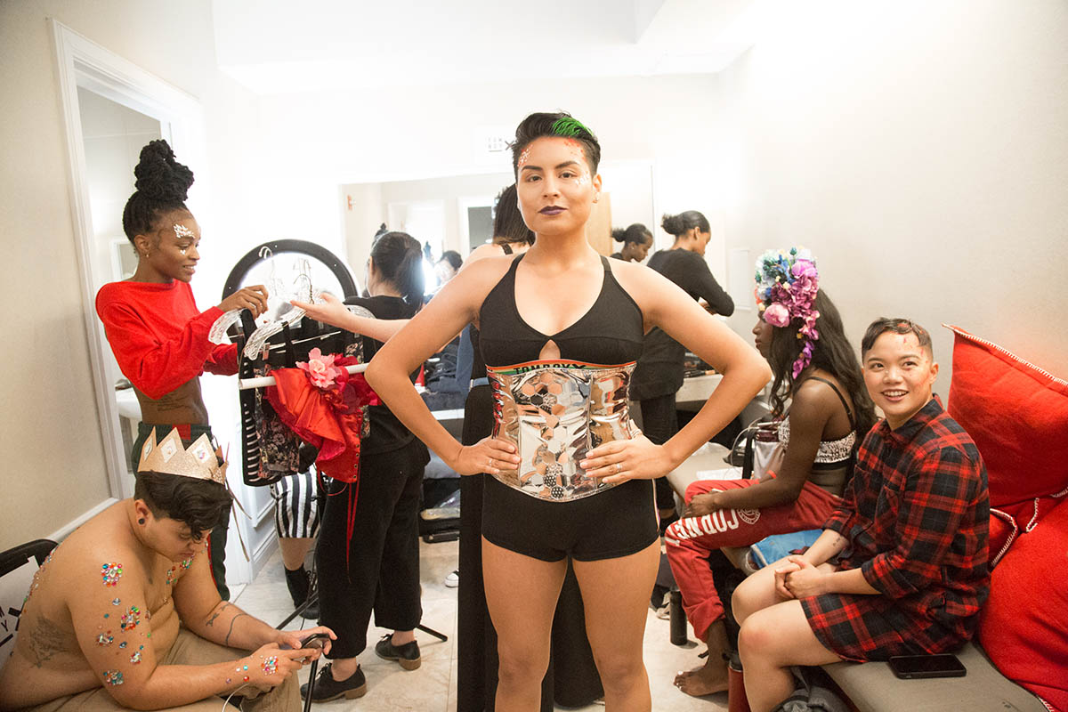 TomboyX at DapperQ NYFW 2019
