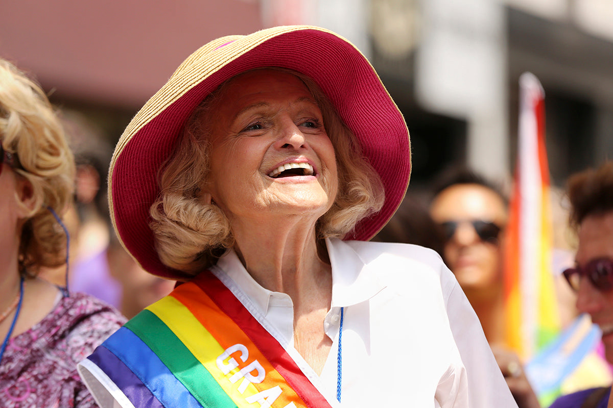 "Edith ""Edie"" Windsor - LGBTQ Activists Who Changed History"