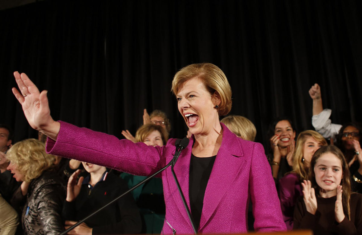 Tammy Baldwin - LGBTQ Activists Who Changed History