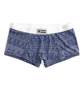Boy Shorts - MicroModal Best In Snow