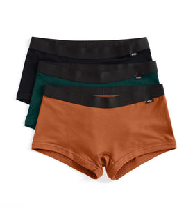3 Pack Boy Shorts - Hocus Pocus-3 Pack-TomboyX