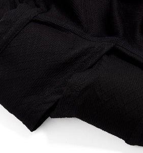 Exclusive: STP Boy Shorts - Traveler Black-Underwear-TomboyX