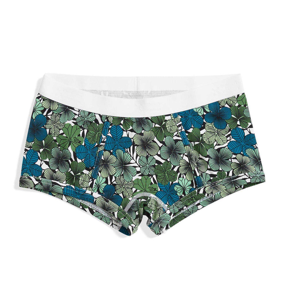 Boy Shorts - Shamrock Print