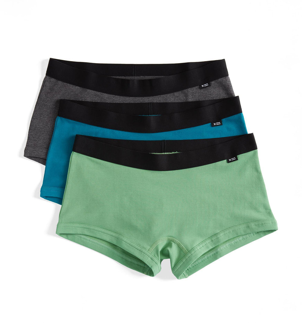 3 Pack Boy Shorts - Genesis-3 Pack-TomboyX