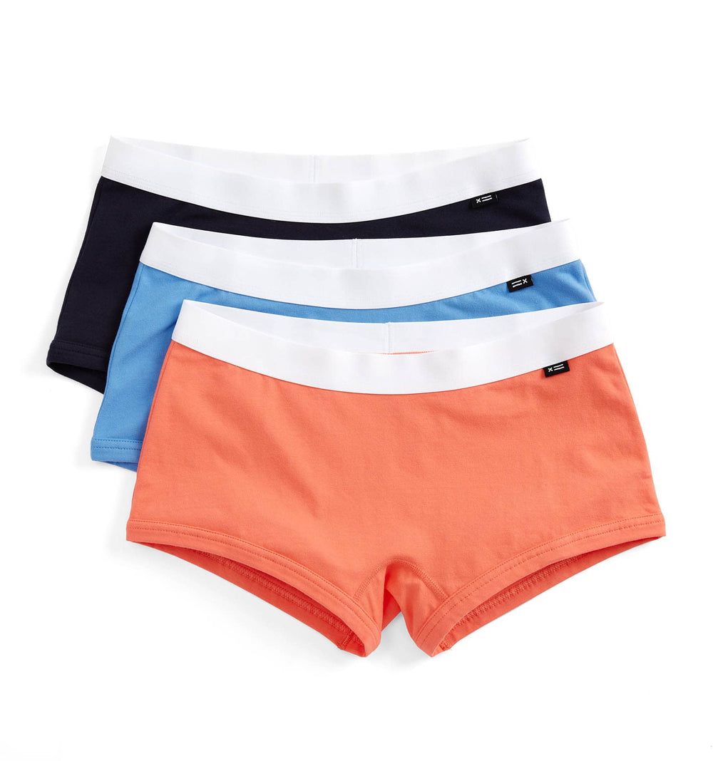 3 Pack Boy Shorts - Desert Sunrise-3 Pack-TomboyX