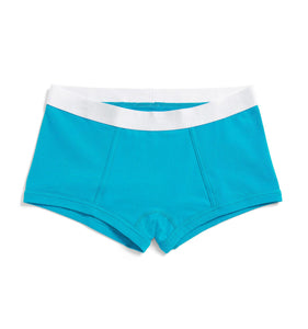 Boy Shorts - Island Blue-Underwear-TomboyX