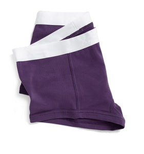 Boy Shorts - Plum-Underwear-TomboyX