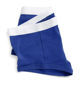 Boy Shorts - Royal Blue-Underwear-TomboyX