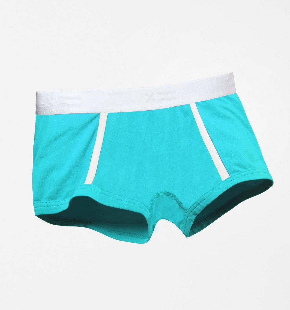 Boy Shorts LC - Island Blue